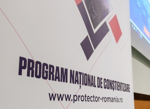 PROTECTOR – Safe Business, a regional conference held in Brașov